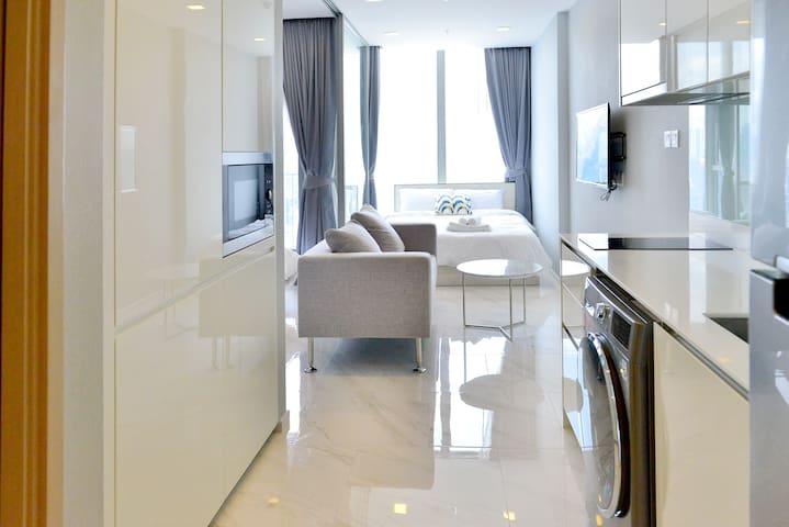 Beloved 2 double beds / Nana BTS 3mins / Sukhumvit