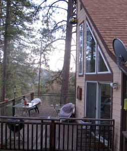 Cozy Chalet Near Yosemite-Relax & Smell the Pines! - Groveland-Big Oak Flat - Dům