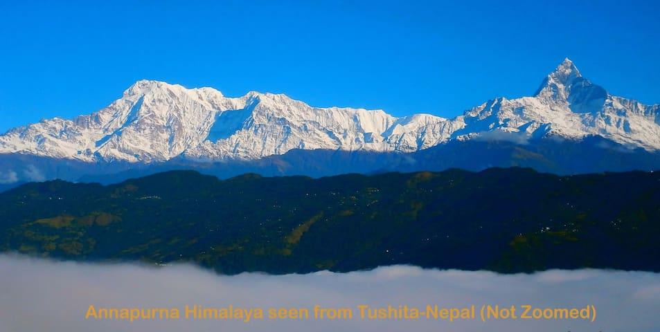 SPIRITUAL YOGA RETREAT RESORT IN POKHARA-NEPAL