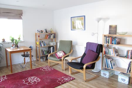 LIGHT SPACIOUS FALMOUTH TOWN FLAT - Falmouth