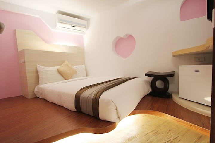 墾丁旅店-STANDARD DOUBLE BED PRIVAT-301