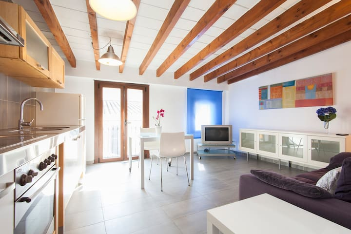 Cozy apartment in Palma downtown - Palma de Mallorca