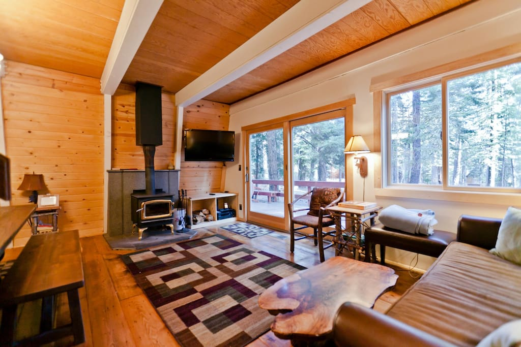 Lake Tahoe Cabin on West Shore