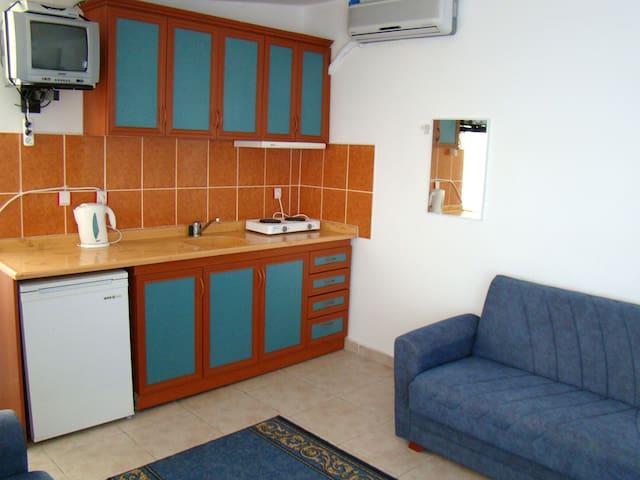 Apartment + Pool in the Hearth of Altınkum Didim