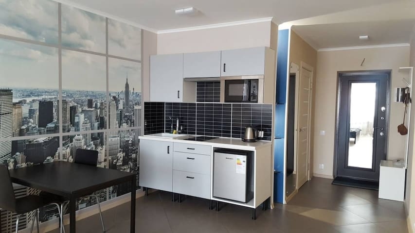 Новая квартира, ул. Мира 70 А