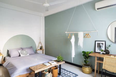 **AYA Homestay-AYANI ROOM-HEART of HCMC-District 1