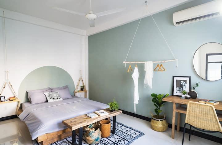 AYA Homestay-AYANI ROOM-HEART of HCMC-District 1