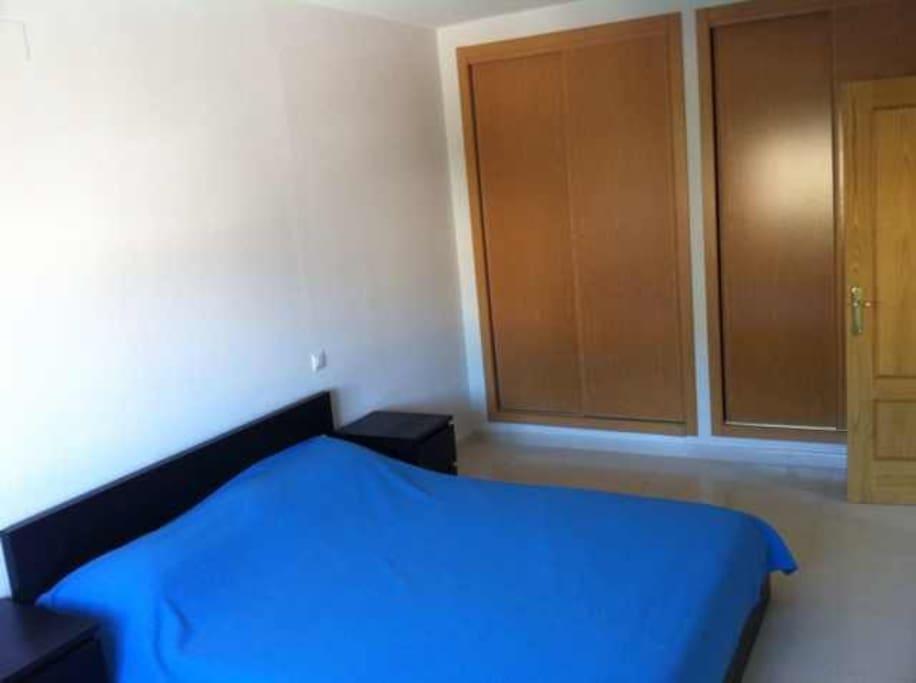 Dormitorio 1 - Planta Alta
