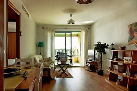 Apartamento 50 m.mar mediterraneo - Альборайи - Квартира