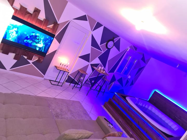 Maison cosy avec Spa