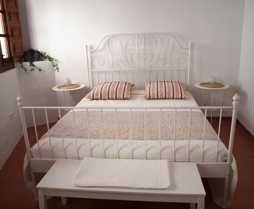 Bedroom 1 for 2 persons.