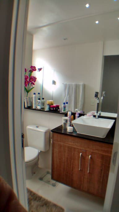 foto do banheiro