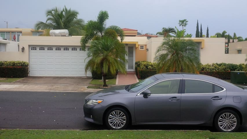Great House - Relax, Secured with Swimming Pool - Coamo - Ev