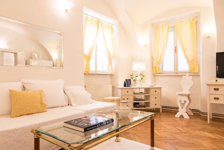 Bright and Charming apt. in the heart of Old Town