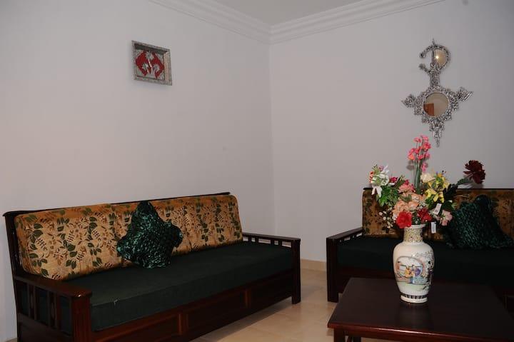 Villa Zohra-Soliman-Appart S+2 quartier calme #2