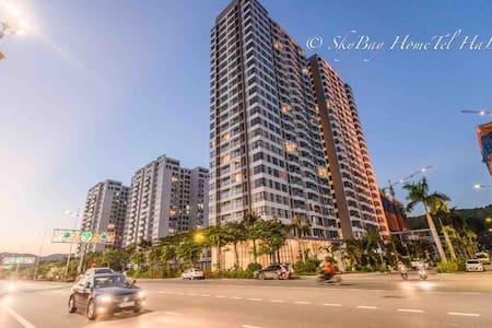 New & Luxury 2BR Apt with amazing sunset Bayview