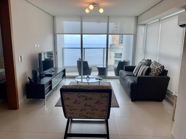 Cozy and charming 1-bedroom apartment located in Costa del Este