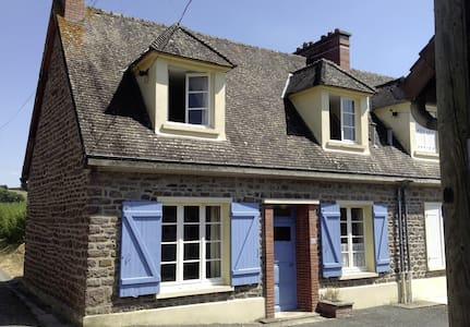 Characterful cottage in the lovely Suisse-Normande