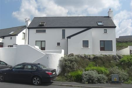 Lahinch home. Golf and sea views. - Lahinch - Haus