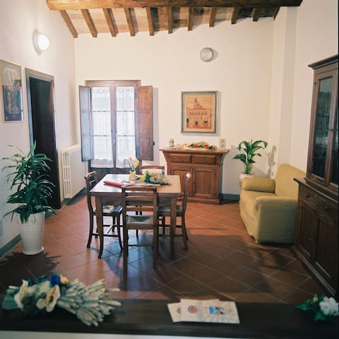 Lovely and big Old town apartment