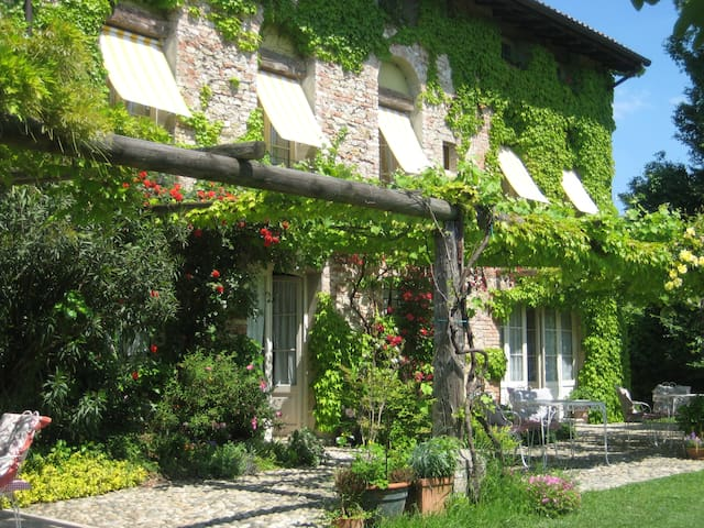 Maso di Villa, romantic country inn
