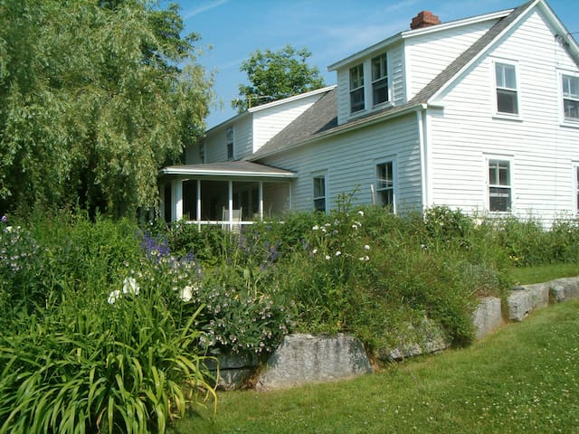 Forest Farm Maine Coastal Rental