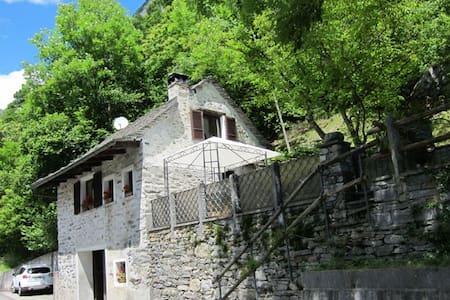RUSTICO BELLA VERZASCA - Haus