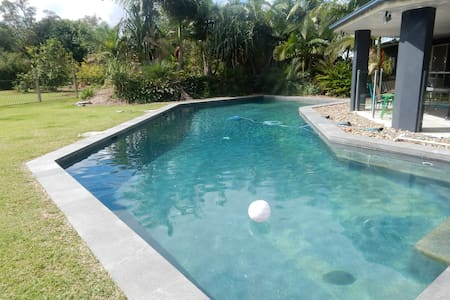 Extra Large Family Home - Cooroibah - Haus