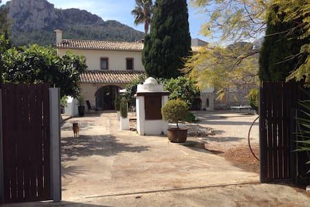 Preciosa villa de piedra del s.XIX - Orba