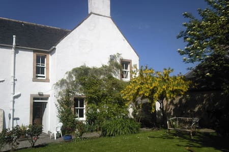 Double  Room - Historic Town - Tain - House