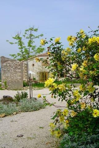 Gite à la campagne piscine chauffée - Penne-d'Agenais - บ้าน