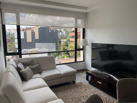 Panoramic View Suite ! Sector González Suarez