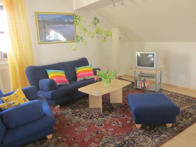 !Sunny Nice Apartment *60m²-Loft* !