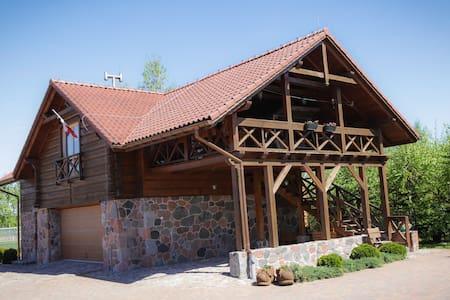 Apartament Osowa nad Jeziorem Okmin
