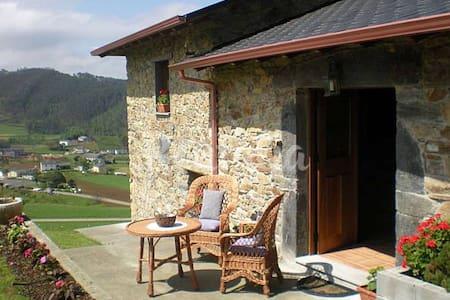 Casa rural en la montaña asturiana. - El Franco