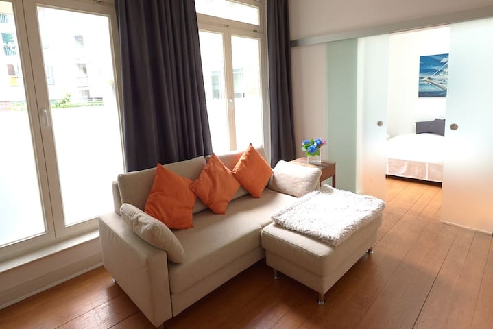 two room apartment Hamburg/Ottensen