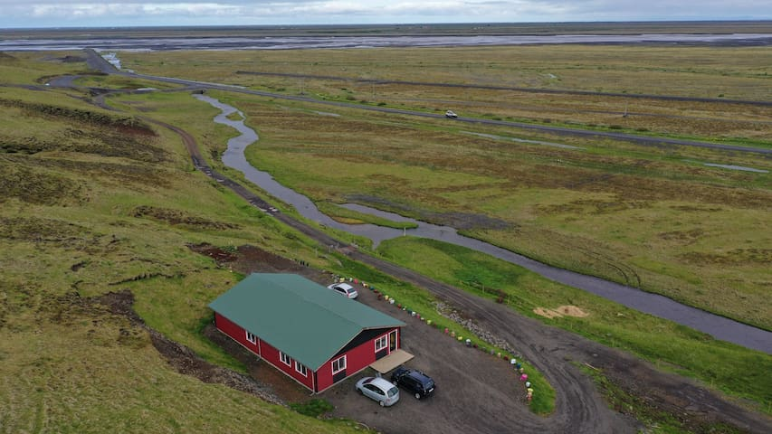 Stay at Lucky, bunkbeds ,1km from seljalandfoss ;)