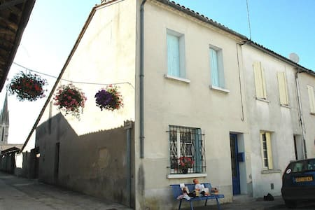 Village house - weekly rent  - Miramont-de-Guyenne