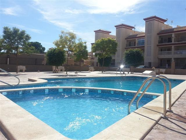 2 Bed Modern Apartment with Pool close to amenitie - San Pedro del Pinatar - Byt