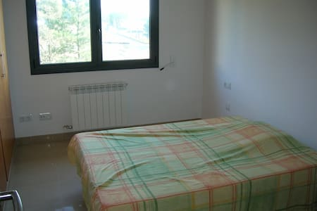 doble bed room near to the brave - Santa Coloma de Farners