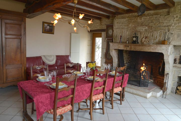 gîte la Vannageoise - Les Riceys - Casa