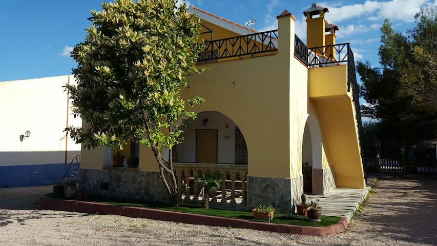 Casa Rural La ROTOVA - Moratalla - Casa