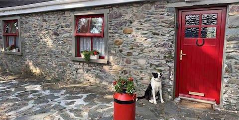 Kerry環上的舒適傳統小屋