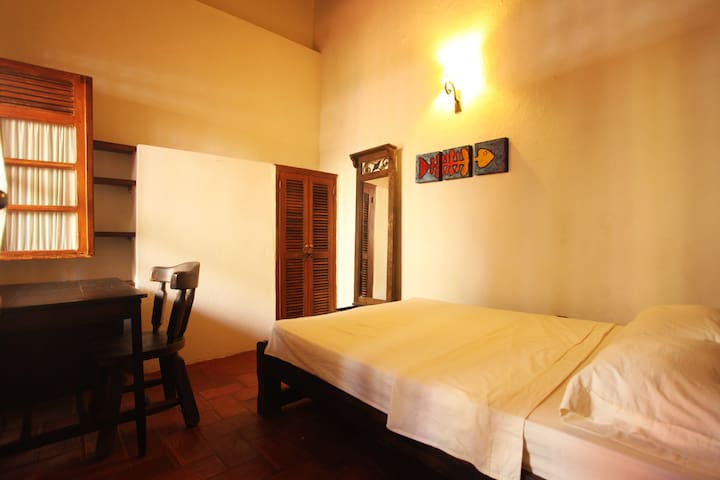 Bedroom with A/C in Getsemani ! - Cartagena