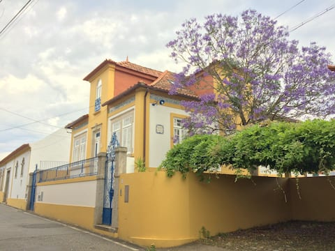 Suite with 2 rooms and wc in Casa do Paço Aveiro