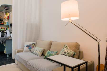 【山海之间】景山北海之间合住空间沙发 Comfy couch at center Beijing - Bungalow