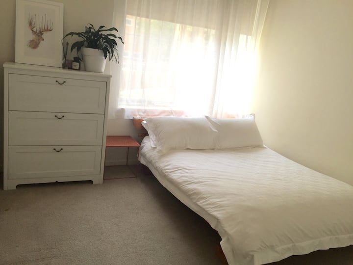 Room, large apt in heart of melb