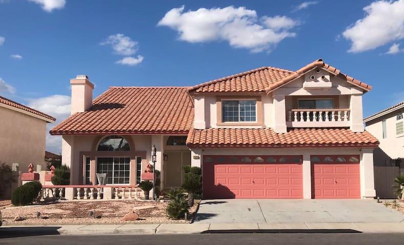 Las Vegas Specialty Villa Resort 12 people