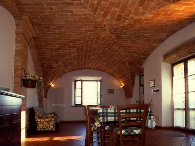 Toscana - Agriturismo Il Catrino I - Ponteginori - Appartement