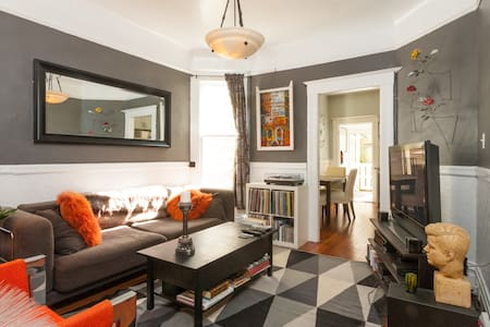 Two Bedroom Charming SOMA flat